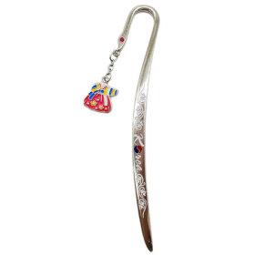 9)비녀한복책갈피(5개)hanbok metal bookmark(5pcs)