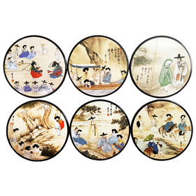 4)코스타(신윤복)coasters(shinyunbok)