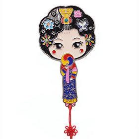 6)태극여인손거울 Taegeuk lady
