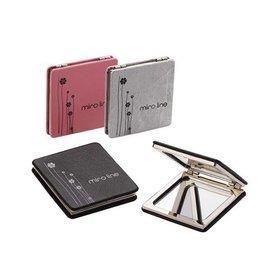 3)미로가죽사각콤팩트거울miro squarecompact(silver)