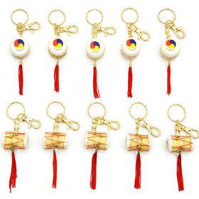 3)장구북열쇠고리(10개)janggo+buk key ring(10pcs)