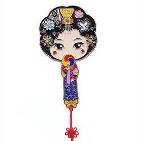 9c)태극여인손거울 Taegeuk Lady
