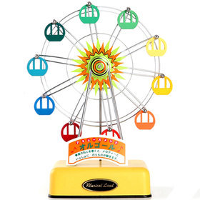 2)페리휠오르골ferris wheel musicbox(yellow)