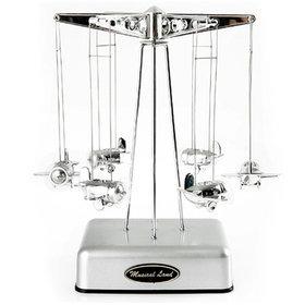 4)비행기오르골airplane musicbox(silver)