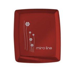 2)심플렛사각콤팩트거울(레드)red