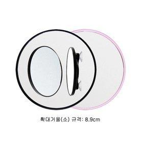 5b)면도용흡착식확대경shaving magnifier(소S/black)