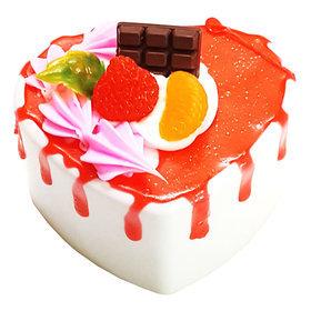 2)하트케이크오르골(레드) cake music box(red)