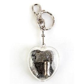 3)하트오르골키링(투명)heart musicbox (transparent)