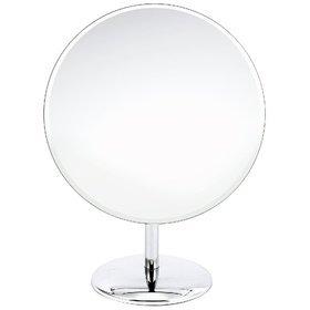 3b)무테풀문원거울(대)rimless fullmoon mirror(L)
