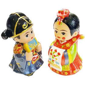 94)신랑신부미니인형brideNgroom mini doll