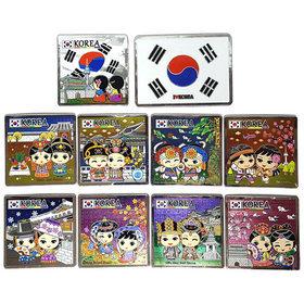 91)캐릭터카드자석10개character card magnet 10pcs