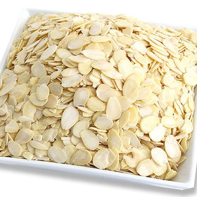 04_White sliced almond 350g