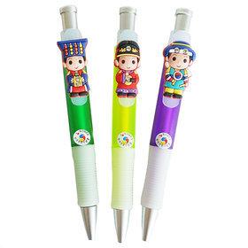 2)칼라믹스볼펜(3개묶음)pen(3pcs)