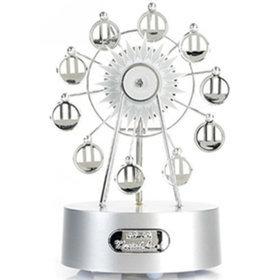 3)미니페리휠오르골(실버)miniferriswheel(silver)