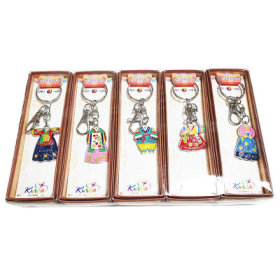 3b)전통한복키홀더(5개)hanbok keyring(5pcs)