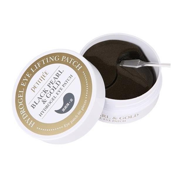 商品圖片,韓國代購|韓國批發-ibuy99|Black Pearl   Gold Eye Patch