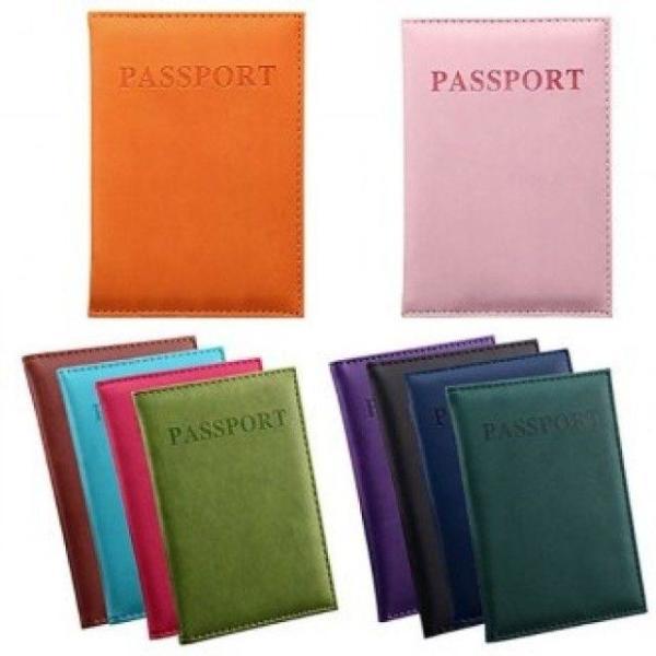 商品圖片,韓國代購|韓國批發-ibuy99|Passport Case 2/Leather Passport Wallet/Passport …