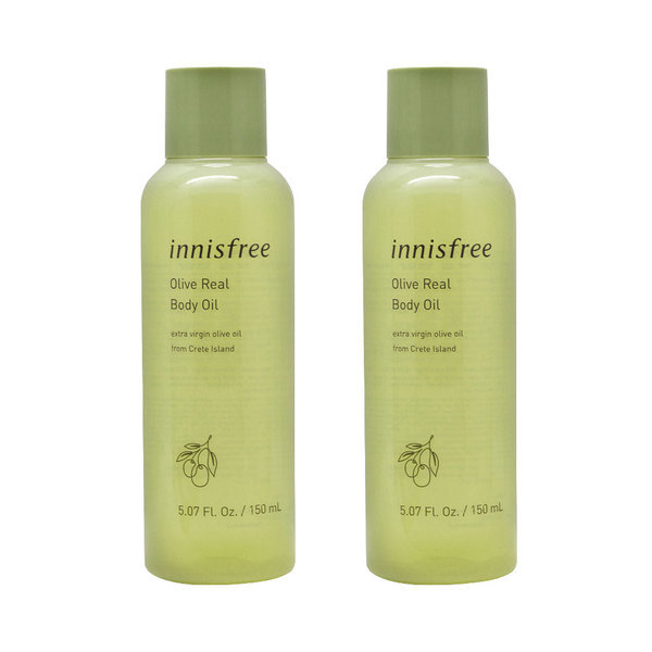 韓國代購|韓國批發-ibuy99|美体/护发|身体护理|润肤油|[悦诗风吟]innisfree Olive Real Body Oil 2pcs