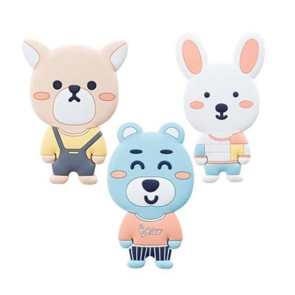 商品圖片,韓國代購 韓國批發-ibuy99 캐릭터 예쁜손거울 휴대용 미니 원형 화장거울 파우