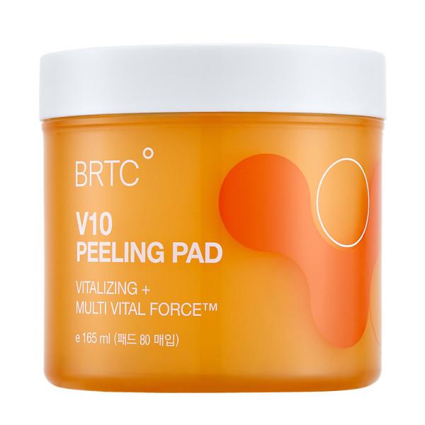 商品圖片,韓國代購|韓國批發-ibuy99|BRTC V10 Peeling Pad 80EA /G0809