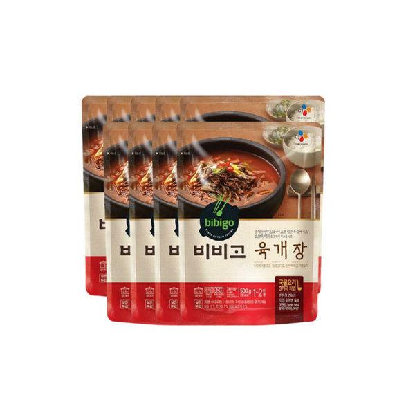 商品圖片,韓國代購|韓國批發-ibuy99|비비고 육개장 500g 9봉