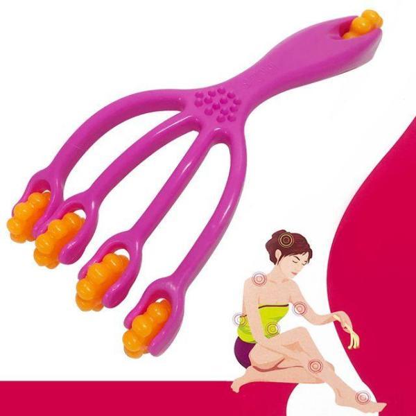 商品圖片,韓國代購|韓國批發-ibuy99|오필리아 꾹꾹이 지압기4발 마사지 안마기 페이스롤