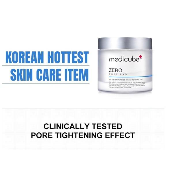 商品圖片,韓國代購 韓國批發-ibuy99 medicube Zero Pore Pad2.0