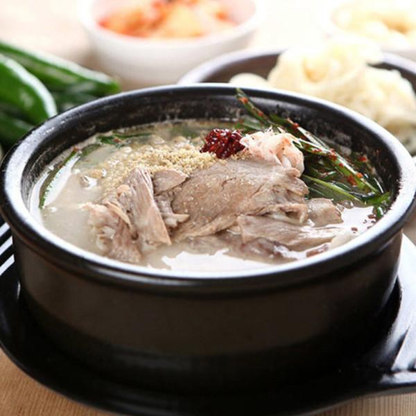 商品圖片,韓國代購|韓國批發-ibuy99|PORK AND RICE SOUP/600gx4/Spicy Beef Soup/Beef-Ri…