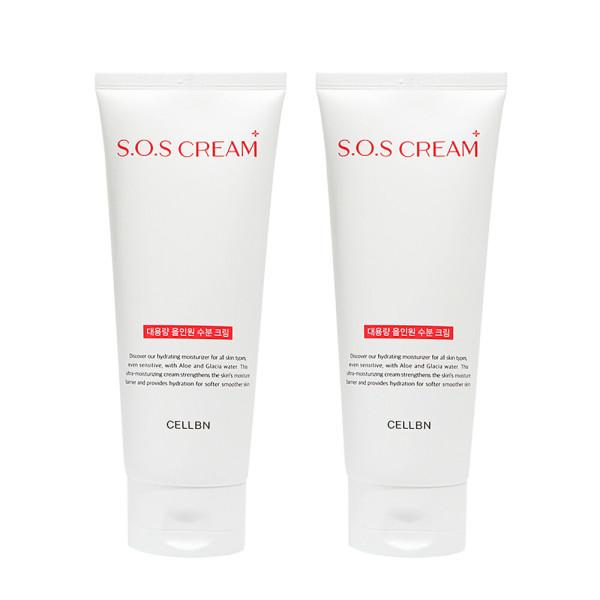 商品圖片,韓國代購 韓國批發-ibuy99 셀비엔 구급크림 300ml 거제도 알로에 수분진정