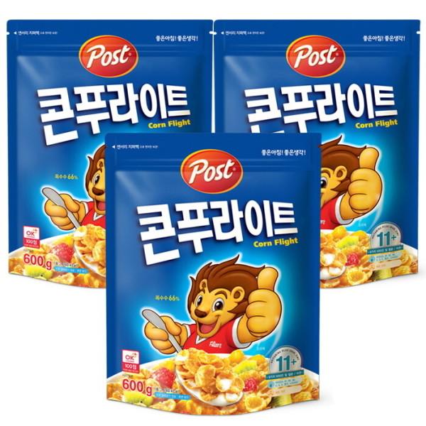 商品圖片,韓國代購|韓國批發-ibuy99|Corn Flight/600g/Cereal/Snack