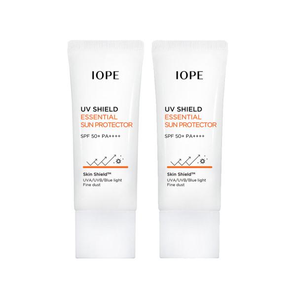 韓國代購|韓國批發-ibuy99|化妆品/香水|防晒护理|防晒霜|[IOPE ]倍护轻盈防晒霜 XP 60ml SPF50+/PA++++ 2个