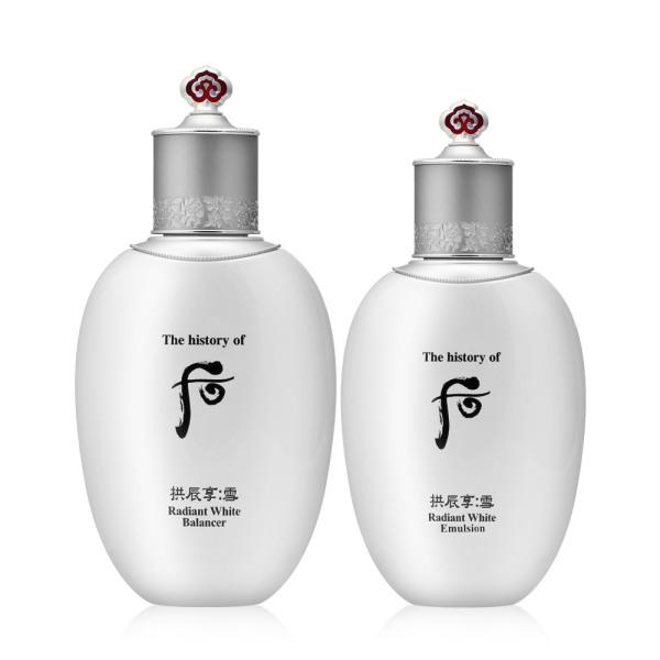 韓國代購|韓國批發-ibuy99|化妆品/香水|护肤|爽肤水|[공진향]后/美白/2件套