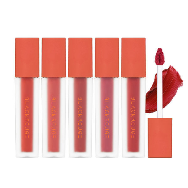 商品圖片,韓國代購 韓國批發-ibuy99 블랙루즈 에어핏벨벳틴트 ver3 말린과일틴트/MLBB틴트