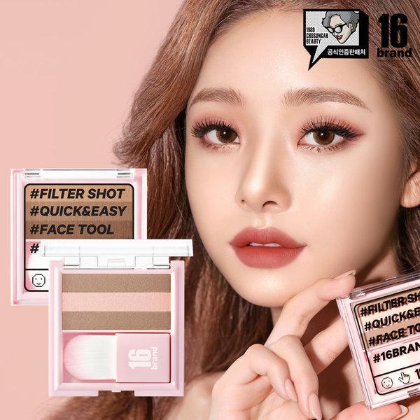 商品圖片,韓國代購 韓國批發-ibuy99 (CHOSUNGAH) 16brand Filter Shot (2-kind Pick 1)