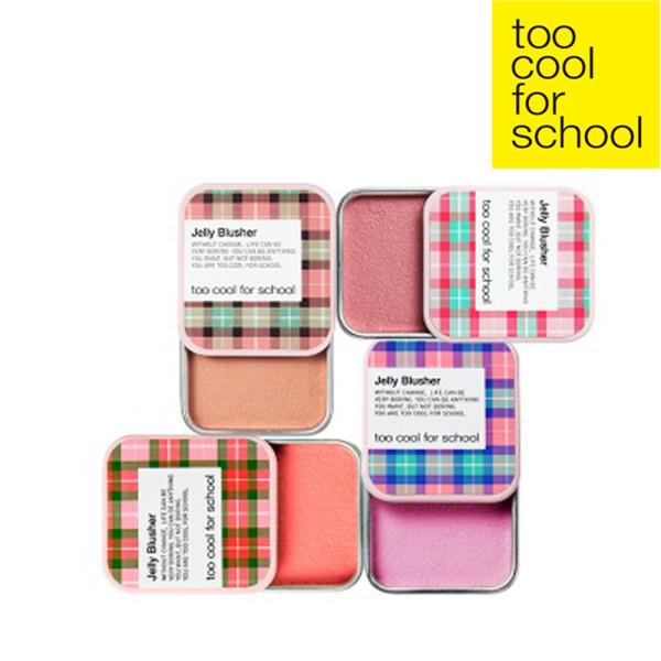 商品圖片,韓國代購 韓國批發-ibuy99 Too Cool For School Check Jelly Blusher
