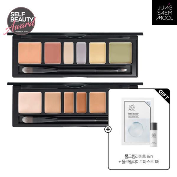 商品圖片,韓國代購 韓國批發-ibuy99 (JUNG SEAM MOOL)(Trial Kit 6-items) Artist Concea…