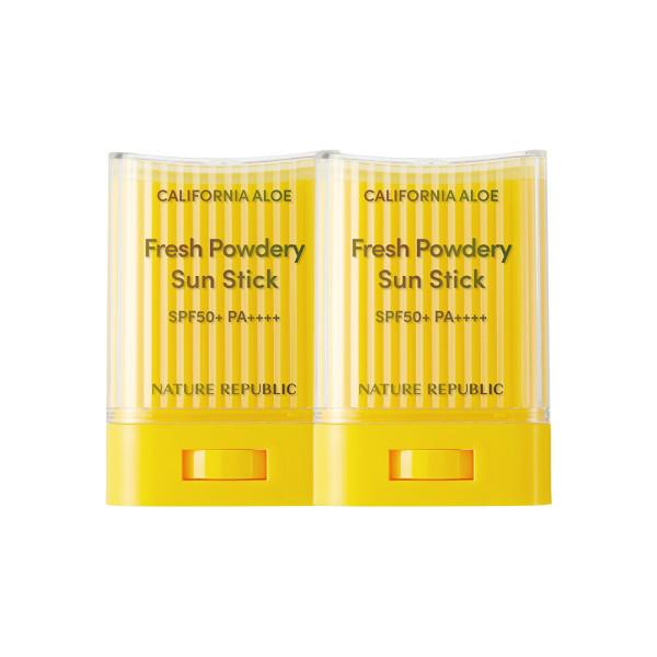 商品圖片,韓國代購|韓國批發-ibuy99|Natural Public 1 + 1 California Aloe Song Sun Sti…