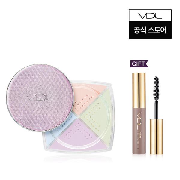 商品圖片,韓國代購|韓國批發-ibuy99|VDL  루미레이어 코렉팅 파우더 세트