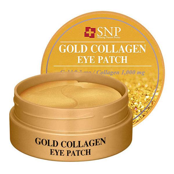商品圖片,韓國代購|韓國批發-ibuy99|SNP GOLD COLLAGEN EYE PATCH 60 Sheets