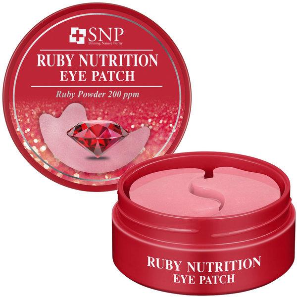 商品圖片,韓國代購|韓國批發-ibuy99|SNP RUBY NUTRITION EYE PATCH 60 Sheets