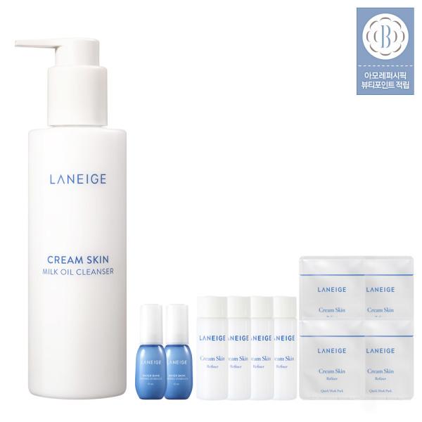 商品圖片,韓國代購|韓國批發-ibuy99|Cream Skin Milk Oil Cleanser 200ml/pH Balanced Cl…