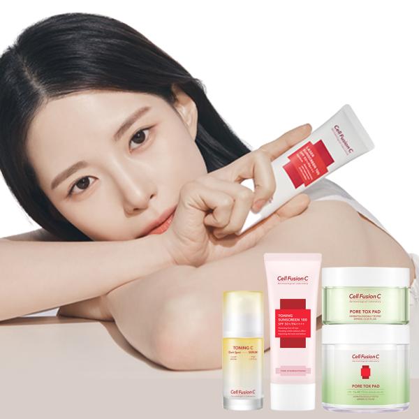 商品圖片,韓國代購|韓國批發-ibuy99|Cell Fusion C(Limited Quantity+GIFT)Low pH 3-item…