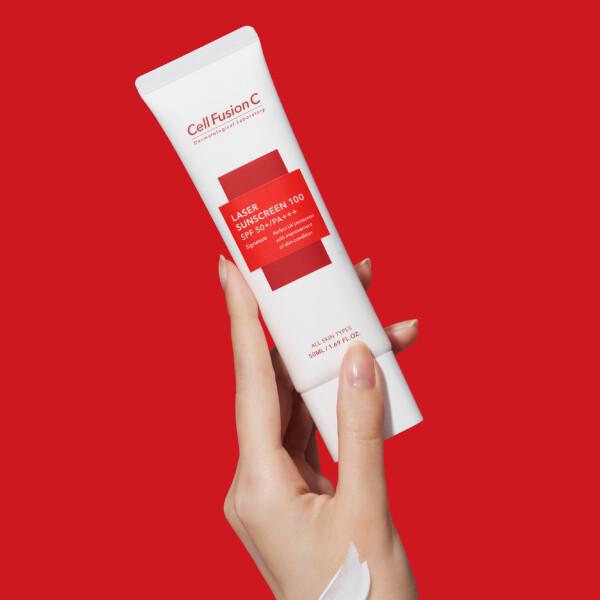 商品圖片,韓國代購|韓國批發-ibuy99|레이저 썬스크린 100 50ml