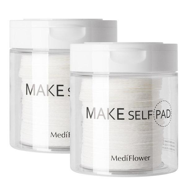 商品圖片,韓國代購|韓國批發-ibuy99|MAKE SELF PAD Cotton Pad Wipe-off Pad Main 1+1