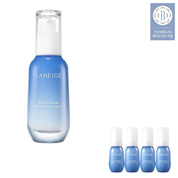 商品圖片,韓國代購|韓國批發-ibuy99|WATER BANK MOISTURE ESSENCE 70ml Dry Skin Moistur…