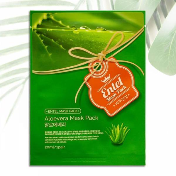 商品圖片,韓國代購|韓國批發-ibuy99|엔텔알로에베라마스크팩X10팩