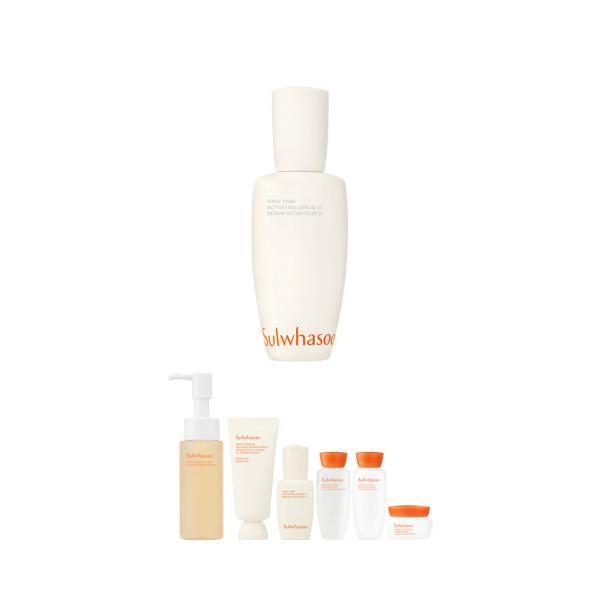 韓國代購|韓國批發-ibuy99|化妆品/香水|护肤|精华水/精华液|[雪花秀]润致焕活精华肌底液 90ml 润泽 光彩美肌 精华