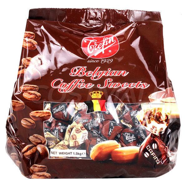 商品圖片,韓國代購|韓國批發-ibuy99|Trefin Belgium Coffee Sweets 1.5kg/Belgian candy …