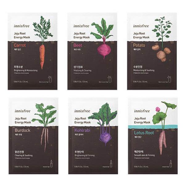 韓國代購|韓國批發-ibuy99|化妆品/香水|面膜/贴|面膜|[悦诗风吟]悦诗风吟/济州/Energy/25ml/选1