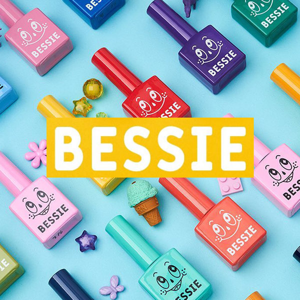 商品圖片,韓國代購 韓國批發-ibuy99 BESSIE Gel Nail Color/BESSIE Nail Gel Polish/Same…